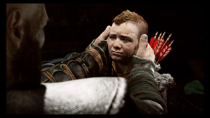 God of War: le mode photo disponible!