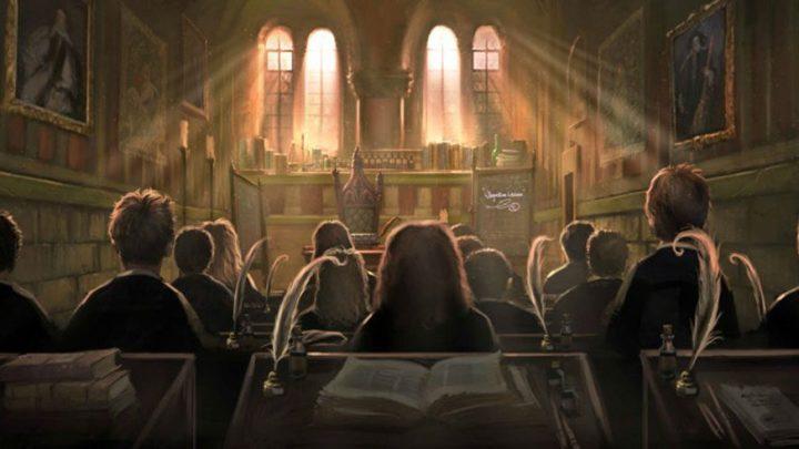 Nouveauté coup de coeur: Hogwart mystery