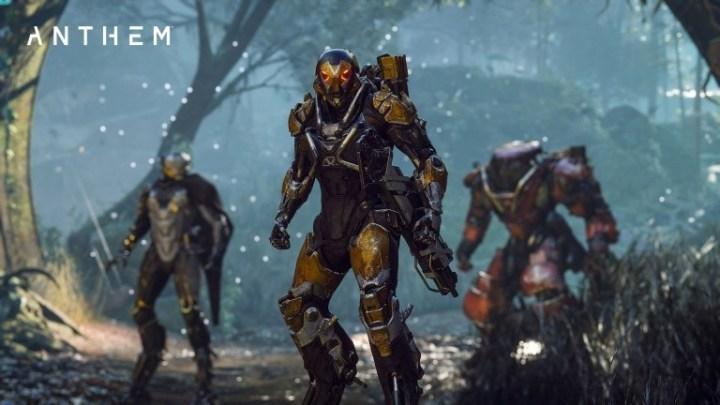 E3 2018 : Le plein d'informations sur Anthem à la conférence EA