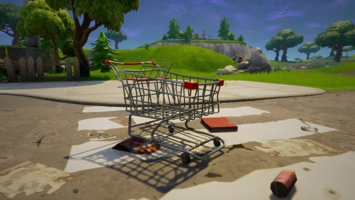 Le patch 4.3 est dans la place – Fortnite