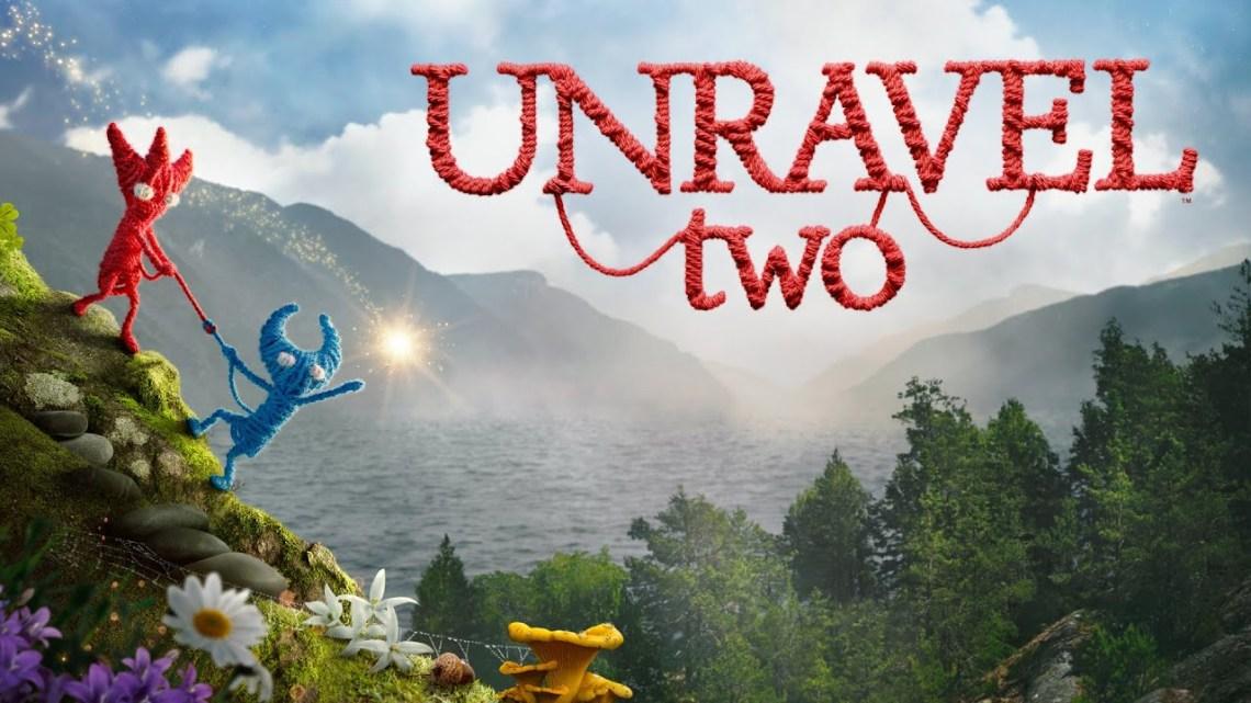 E3 2018 : Unravel Two un monde poétique