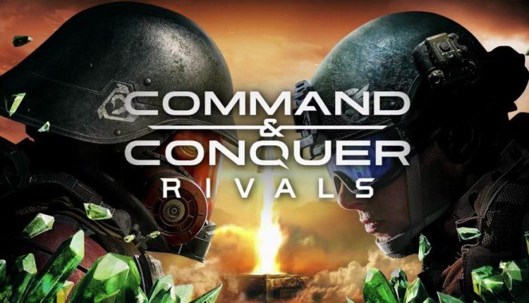 E3 2018 : Command & Conquer rivals