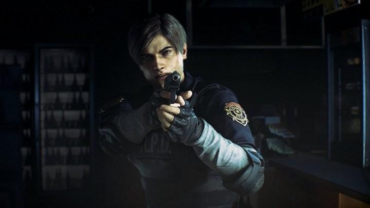 E3 2018 : Resident Evil 2 Remake est véritablement là