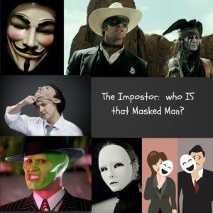 impostor mask