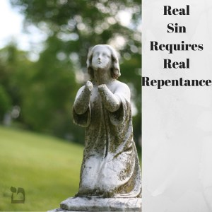 transgressions require repentance