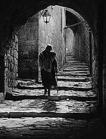 Nicodemus at night