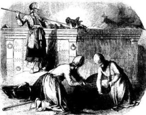 ransom sacrifice