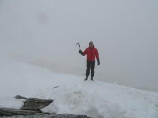 V megli na ledeniku