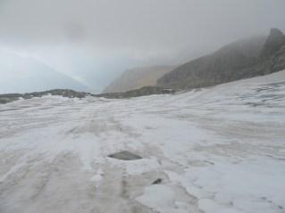 Dričanje po ledeniku