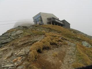 Zgornja postaja gondole (2637 m)