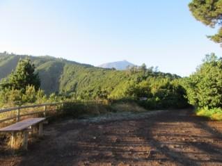 El Teide v daljavi