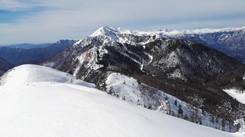 Spodnej Bohinjske gore