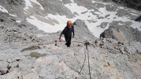 Gorjanska pot na Mali Triglav