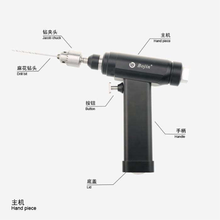 BJ1102 Bone drill(System 1000)