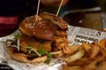 Fogg Bar hamburguesa Elephant