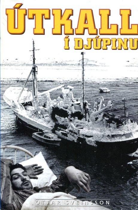 Útkall í Djúpinu - Óttar Sveinsson