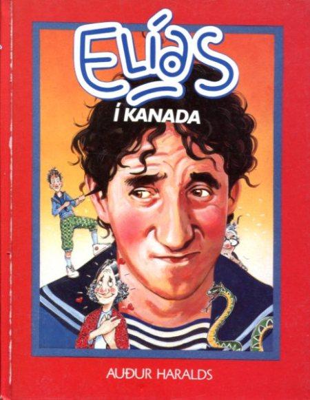 Elías í Kanada framhlið