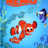 Leitin að Nemo - Disneybók