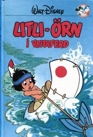 Litli Örn í veiðiferð. Disney ævintýri