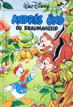 Andrés önd og draumahúsið - Disneybók