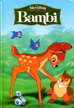 Bambi, höfundur Felix Salten - Walt Disney - Disnbeybók