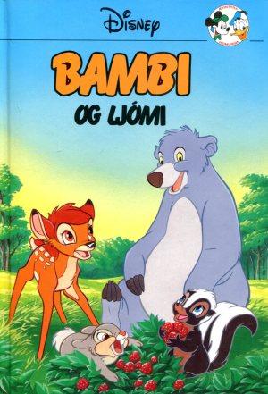 Bambi og Ljómi - Walt Disneybók