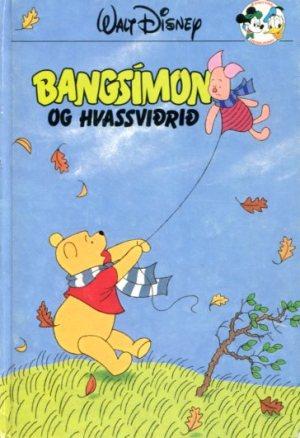 Bangsímon og hvassviðrið - Disneybók