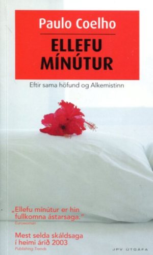 Ellefu mínútur - Paulo Coelho