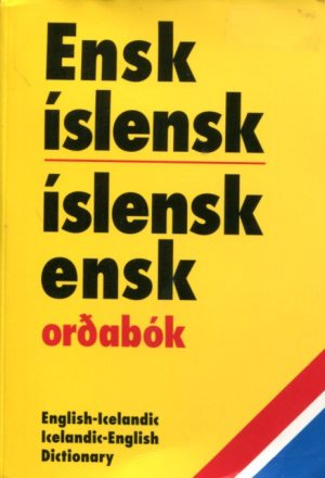 Ensk-íslensk íslensk-ensk orðabókaútgáfan