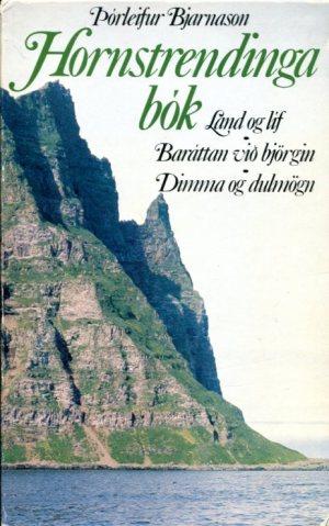 Hornstrendingabók - Þórleifur Bjarnason