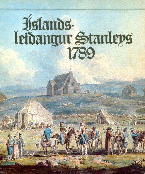 Íslandsleiðangur Stanleys 1789