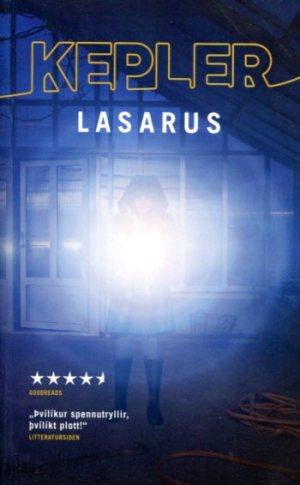 Lasarus - Lars Kepler - kilja