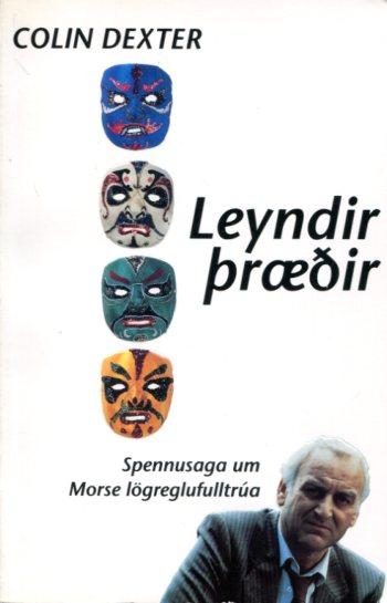 Leyndir þræðir - Morse lögreglufulltrúi- Coliln Dexter - kilja