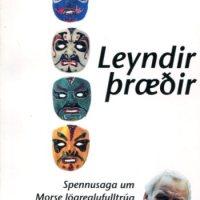 Leyndir þræðir - Morse lögregufulltrúi - Kilja