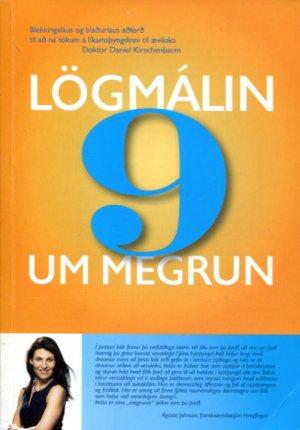 Lögmálin 9 um megrun - Dr. Daniel Kirschenbaum