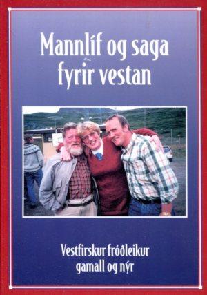 Mannlíf og saga fyrir vestan, 13. heftir - Hallgrímur Sveinsson