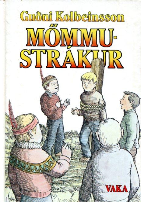 Mömmustrákur - Guðni Kolbeinsson