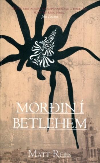 Morðin í Betlehem - Matt Rees - Kilja