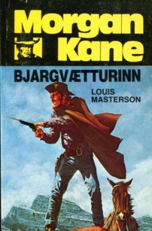 Morgan Kane - Bjargvætturinn