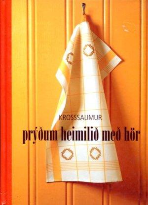 Krosssaumur, prýðum heimilið með hör