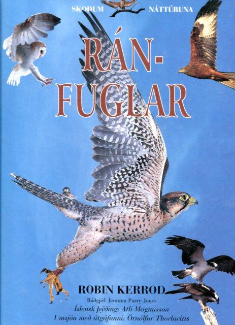 Ránfuglar - Robin Kerrod