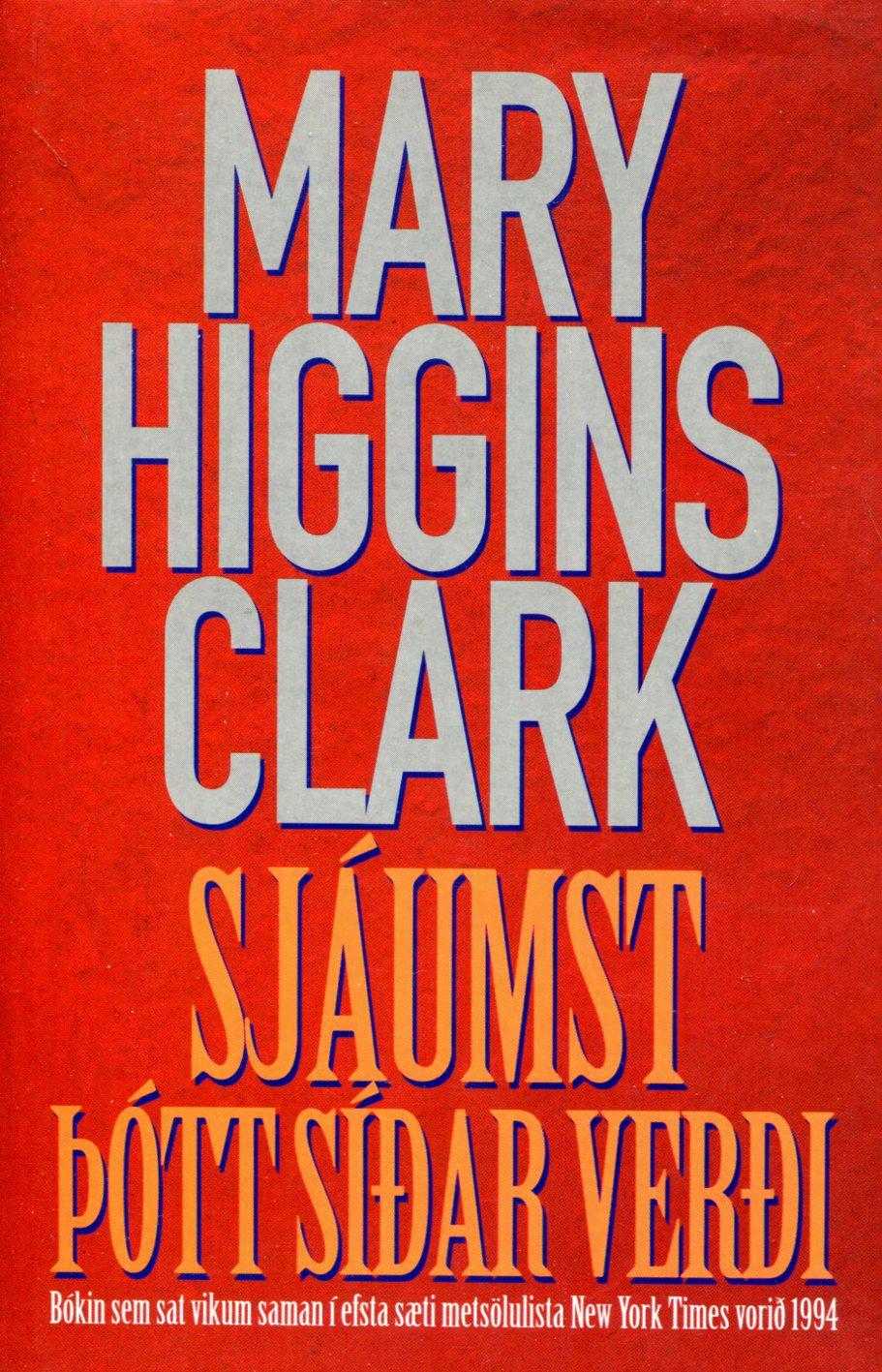 Sjáumst þótt síðar verði - Mary Higgins Clark