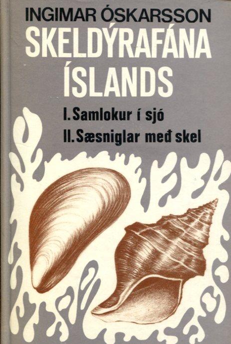 Skeldýrafáni Íslands - Ingimar Óskarsson