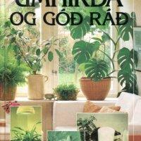 Umhirða og góð ráð - blómarækt í heimahúsum