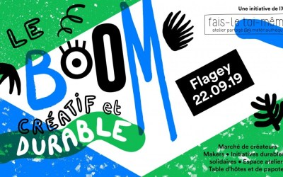 Stand – Boom creative and sustainable market