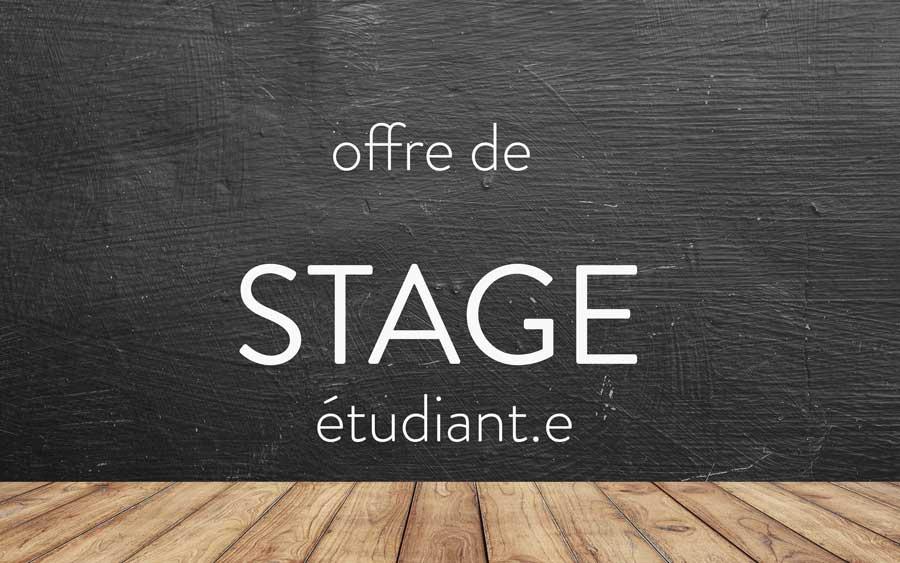Stage Etudiant.e