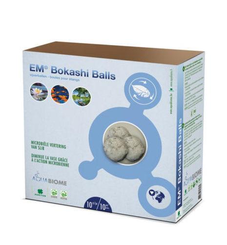 Boules d'étang Bokashi mud balls EM