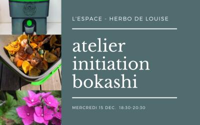 Atelier Initiation Bokashi 15.12