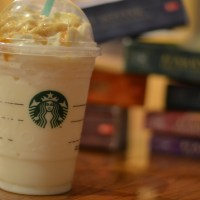 Harry Potter Butterbeer Latte/Frappuccino
