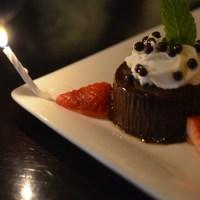 A Special Birthday at Rasika